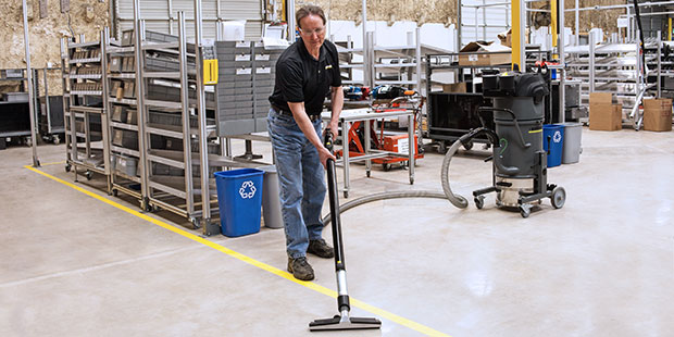 Industrial Vacuums – Types and Applications